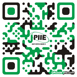 QR code with logo 1ITE0