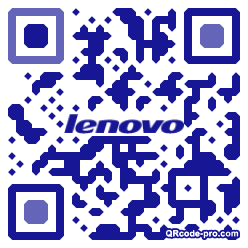 QR code with logo 1IVS0