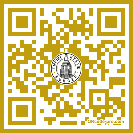 QR code with logo 1IVt0