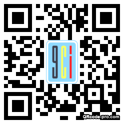 QR code with logo 1IWl0