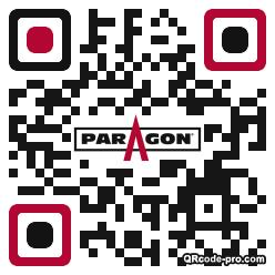 QR code with logo 1IX40