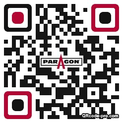 QR code with logo 1IX70