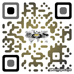 QR code with logo 1IYB0