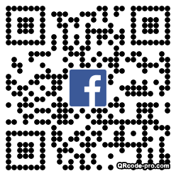 QR code with logo 1Ibn0