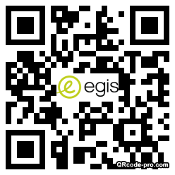 QR code with logo 1Ibx0