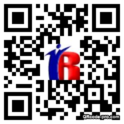 QR code with logo 1Igi0