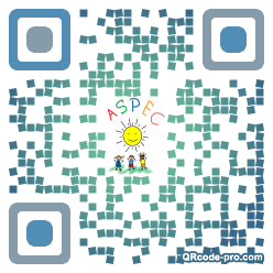 QR code with logo 1Iki0