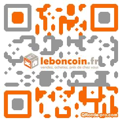 QR code with logo 1Ikm0