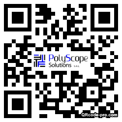 QR code with logo 1ImR0