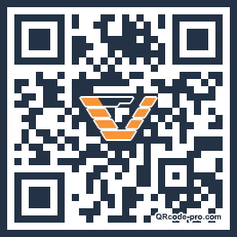 QR code with logo 1Iny0