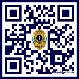QR code with logo 1Iob0