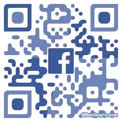 QR code with logo 1Iy80
