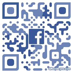 QR code with logo 1IyJ0