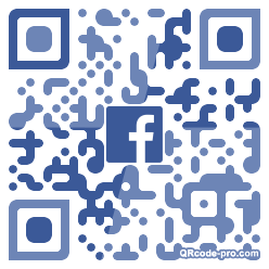 QR code with logo 1J030