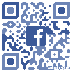 QR code with logo 1J3B0