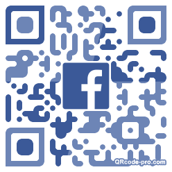 QR code with logo 1J550