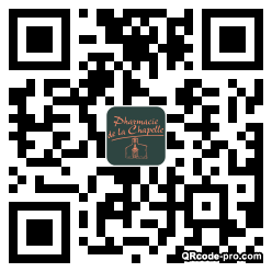 QR code with logo 1J7r0