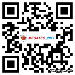 QR code with logo 1J850