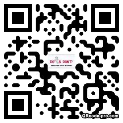 QR code with logo 1J8K0