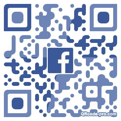 QR code with logo 1JB10