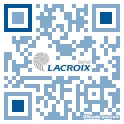 QR code with logo 1JCT0