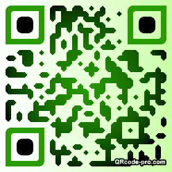 QR code with logo 1JEY0
