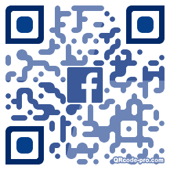 QR code with logo 1JF10