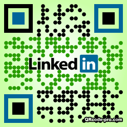 QR code with logo 1JGG0