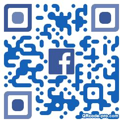 QR code with logo 1JGv0
