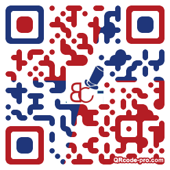 QR code with logo 1JH20