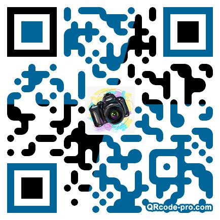 QR Code Design 1JHR0