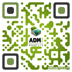 QR code with logo 1JLW0