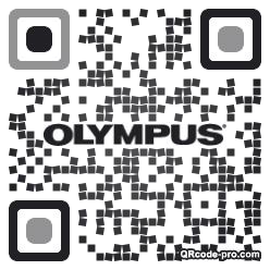 QR code with logo 1JMR0