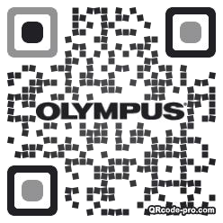 QR code with logo 1JMX0