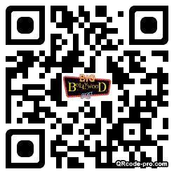 QR code with logo 1JNX0