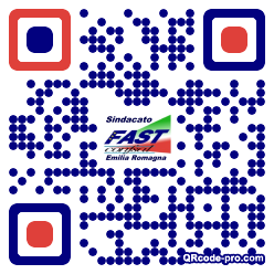 QR code with logo 1JQN0