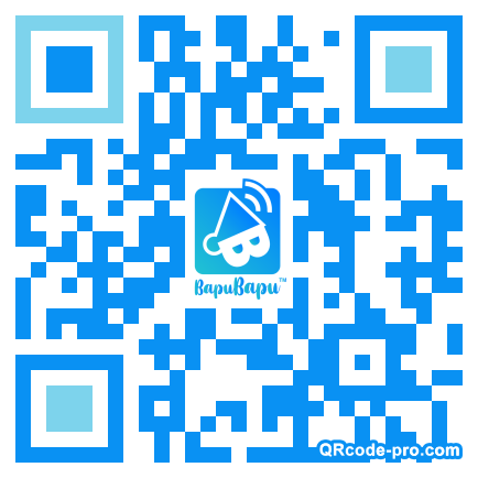 QR code with logo 1JT00