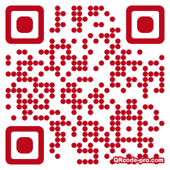 QR code with logo 1JZW0
