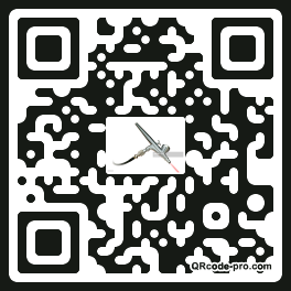 QR code with logo 1Jbo0