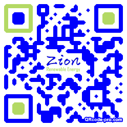 QR code with logo 1JdE0