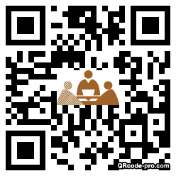 QR code with logo 1JkS0