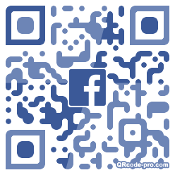 QR code with logo 1Jrp0