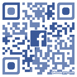 QR code with logo 1Ju00