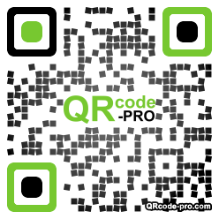 QR code with logo 1JwO0
