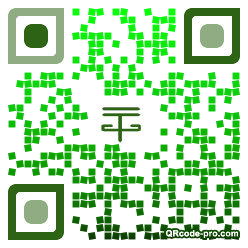 QR code with logo 1K2S0