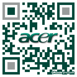 QR code with logo 1K2g0