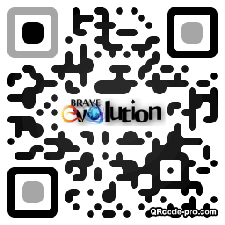 QR code with logo 1K640