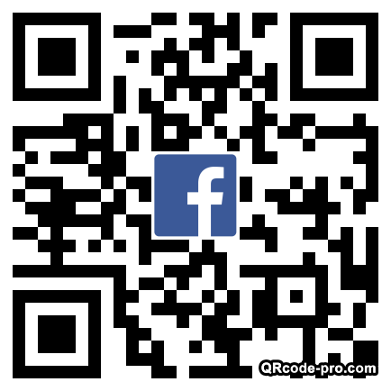 QR code with logo 1K660