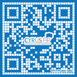 QR code with logo 1KC30