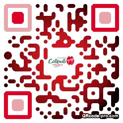 QR code with logo 1KCU0
